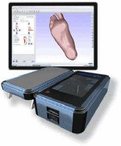 Delcam 3D scanner