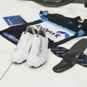 Footwork Custom Cycling Orthotics